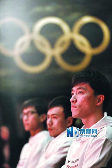 如今出现在公众面前的刘翔,已被谜团笼罩。