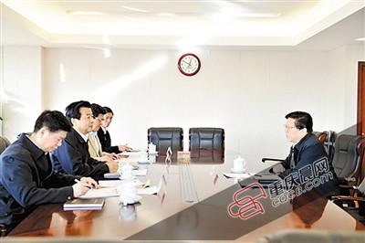 华电集团董事长李庆奎