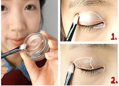 化妆的一般步骤[精] 图文