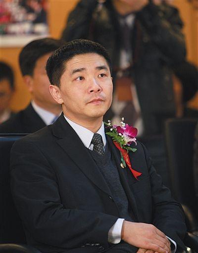 民生银行前行长毛晓峰。1月31日毛晓峰被相关部门带走协助调查。图/CFP