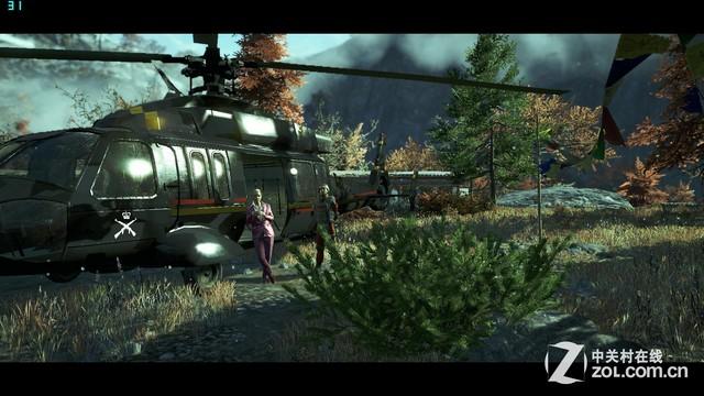 孤岛惊魂再临 华硕FX50J挑战Far Cry 4