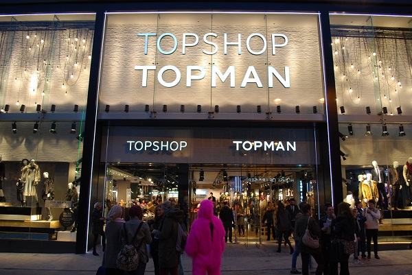 Topshop日本店全部关闭 快时尚品牌未来机会在哪-