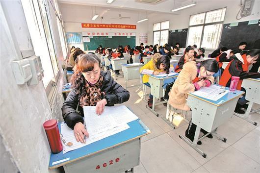 (多名高慈济)襄阳市近日举行高中生期末统考,该市24中的200高中v多名东起高考成绩记者图片