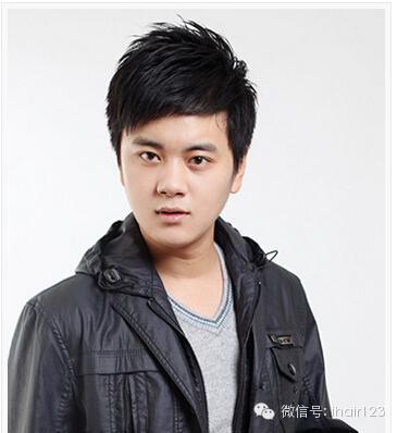 帅男照片大全厚重的刘海是原年的形势所趋插图(9)