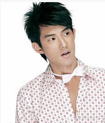 帅男照片大全厚重的刘海是原年的形势所趋插图(10)