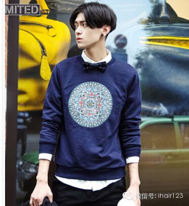 帅男照片大全厚重的刘海是原年的形势所趋插图(25)