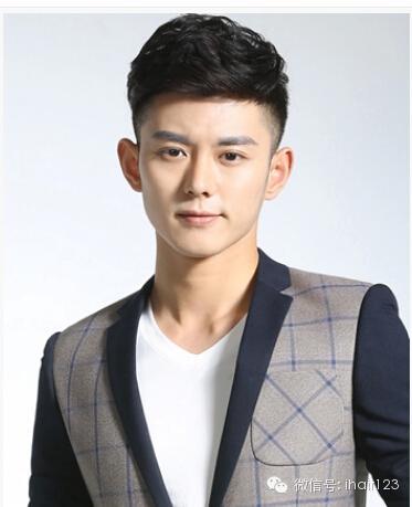 帅男照片大全厚重的刘海是原年的形势所趋插图(1)