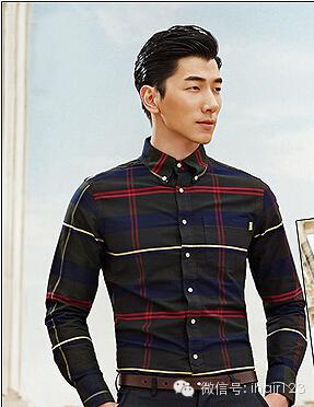 帅男照片大全厚重的刘海是原年的形势所趋插图(4)