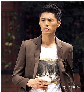 帅男照片大全厚重的刘海是原年的形势所趋插图(5)