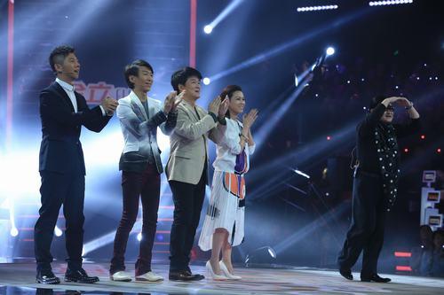 中国好歌曲的四组重量级导师