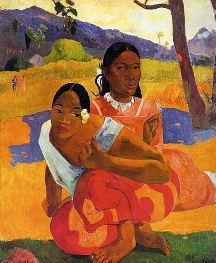 法国画家高更油画拍出3亿美元 盘点十大最贵名画