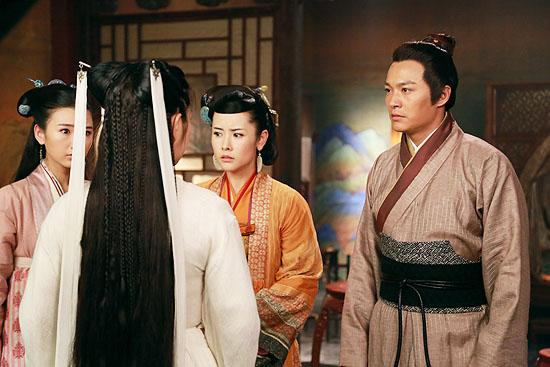 郑国霖和杨明娜_剧中郭靖和黄蓉的扮演者郑国霖和杨明娜,也用自己的完美演绎,诠释了靖