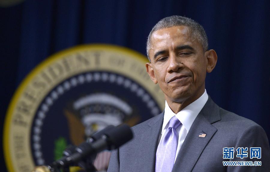 """中国警告奥巴马访华_奥巴马提议国会授权对""""伊斯兰国""""使用武力(组图)-搜狐滚动"""