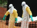 热血铸忠诚 中国军队医疗队援非抗击埃博拉纪实(下)