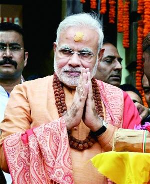 印度总理莫迪