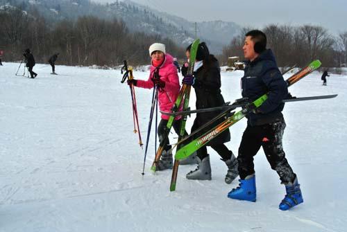 滑雪者初学视频很实用哦须知操作连酷图片