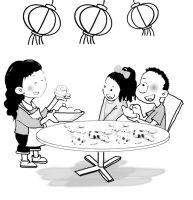 每年都会张罗一大家人吃饭的罗大姐也有话说图片