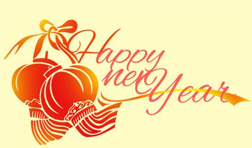 新年英语祝福语