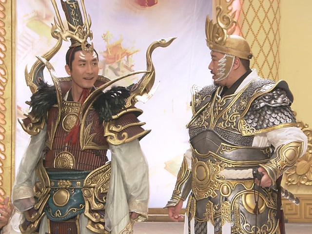 石敢当之雄峙天东第17集剧情