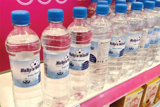 婴儿水有何不同?