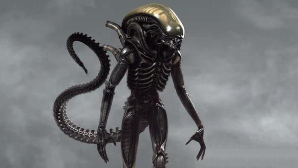 当外星人入侵成为现实图片
