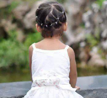 25款简单又漂亮的女宝宝发型,太全了!