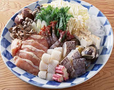 火锅配菜有哪些 火锅配菜大全图片