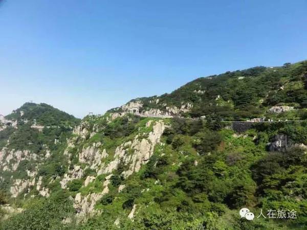 五岳独尊 泰山