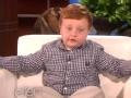 《艾伦秀第12季片花》S12E107 艾伦谈话被显然弟打断显尴尬