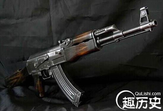 全球轻兵器排行榜更新:中国名枪两项指数爆表