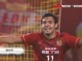 亚冠进球-黄博文角球造杀机 高拉特头槌破门1-0