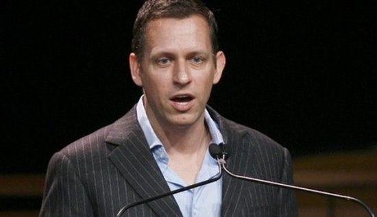 硅谷知名投资人彼得蒂尔