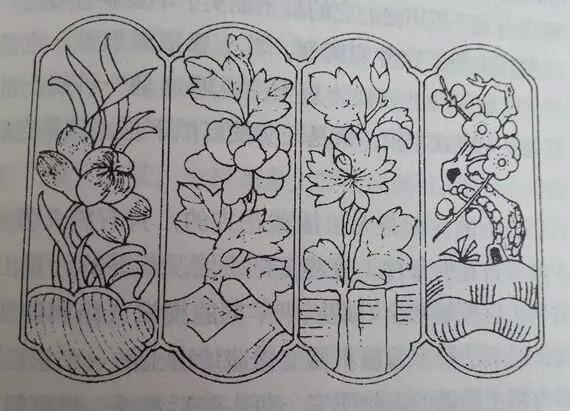 儿童画 简笔画 手绘 线稿 570_411