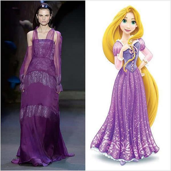 rapunzel长发公主