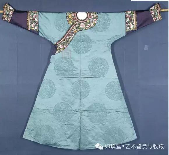 清朝历代皇帝后妃服饰图片