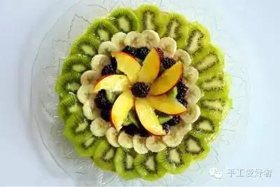 教你做几个水果拼盘,超简单的