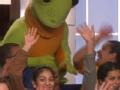 《艾伦秀第12季片花》S12E111 人扮蜥蜴突袭现场吓呆观众