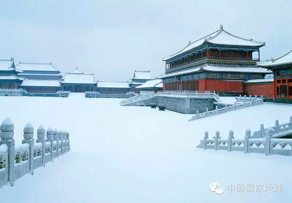 陪你去故宫看雪