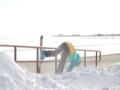 《艾伦秀第12季片花》S12E112 小鲜肉滑雪惨伤私处