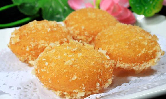 南瓜饼的做法,最为经典的南瓜饼做法