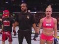 视频-UFC184女子雏量级 霍尔姆梦幻首秀取首胜
