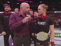 视频-UFC184女子雏量级冠军战 隆达罗西14秒速胜