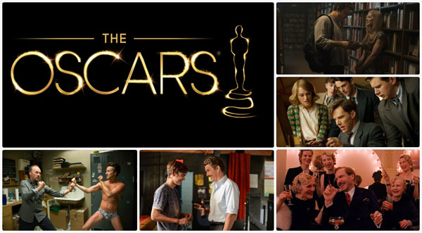 第87届奥斯卡颁奖礼几乎无悬念的落下帷幕-一周美剧收视 奥斯卡创收
