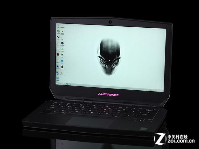 Alienware 13 外观图