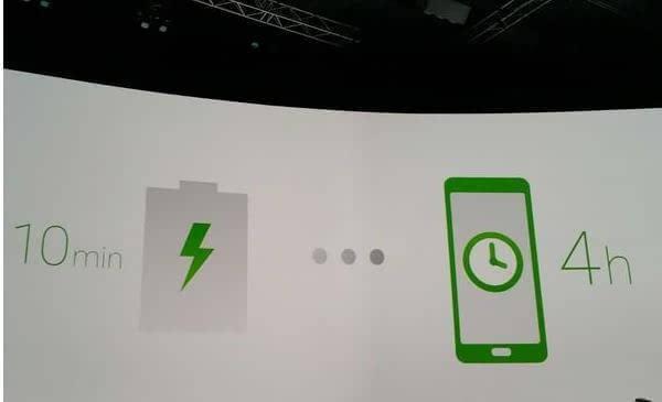 快速充电技术将是智能手机下一个引爆点