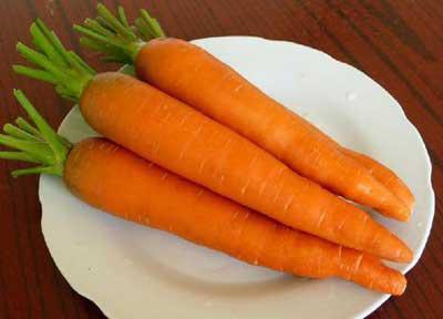 胡萝卜蔬菜娃娃