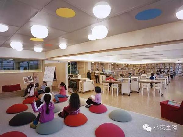 一个儿童图书馆