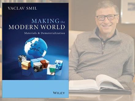 比尔盖茨推荐2014年5本必读好书