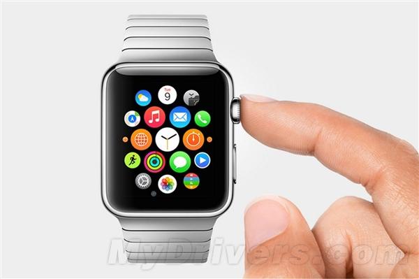 苹果Apple Watch曝光:中国首发