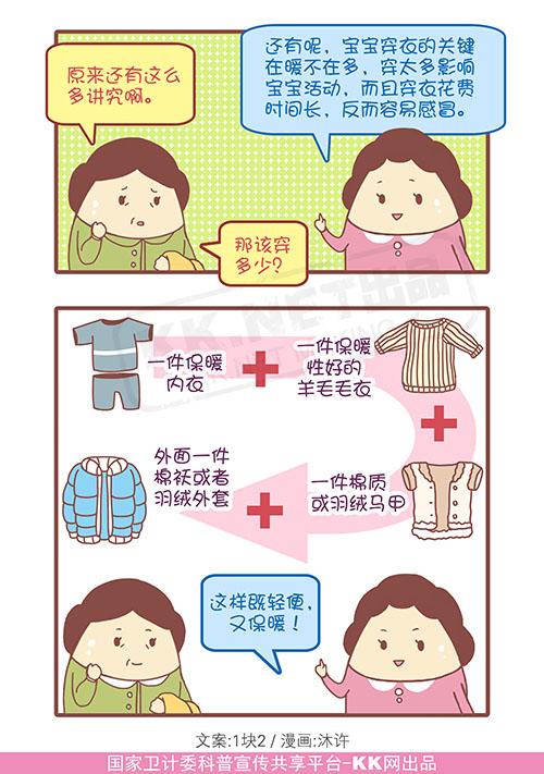 幼儿穿衣步骤图解图